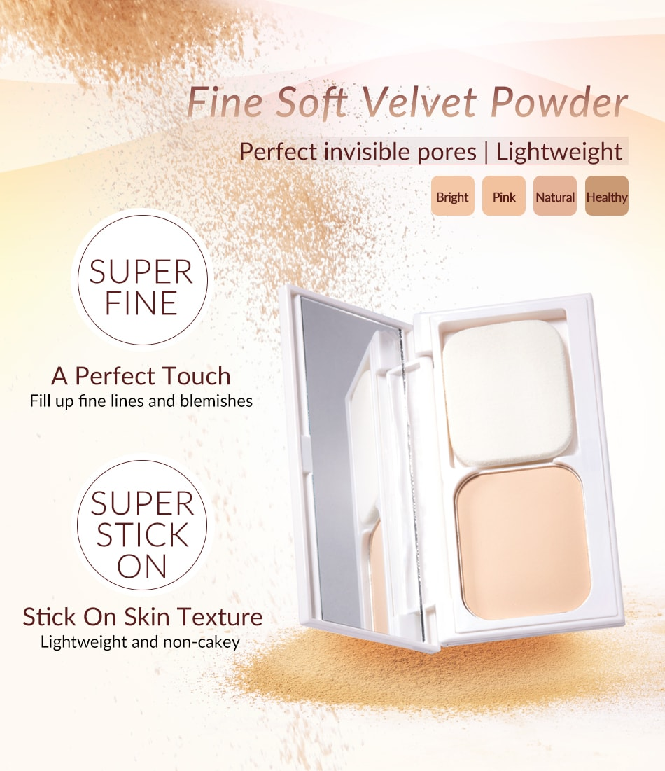 Tranexamic Acid Pressed Powder - Product Features