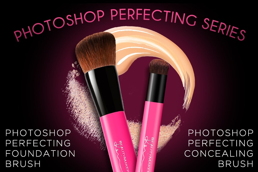 Photoshop Perfecting Concealer Brush - Series