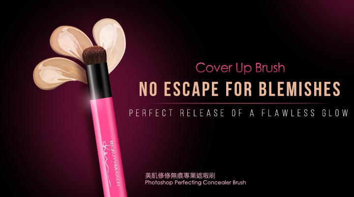 Full Coverage Bundle - Concealer Brush - Intro