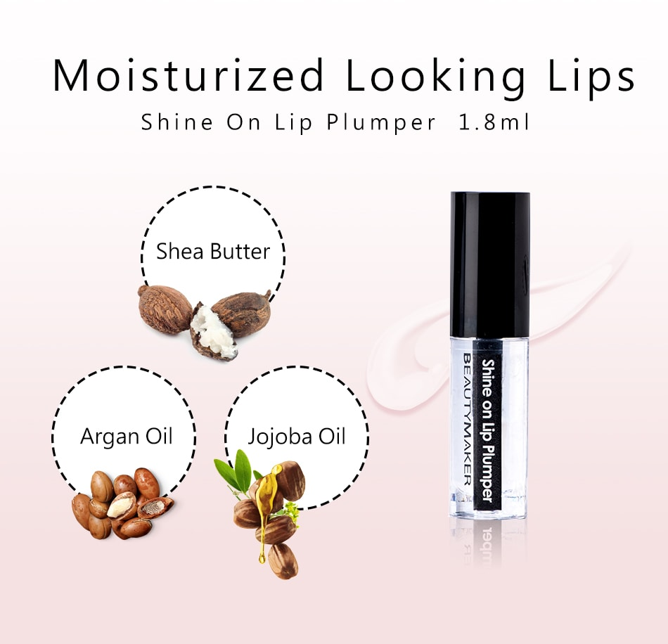 Shine On Lip Plumper - Features
