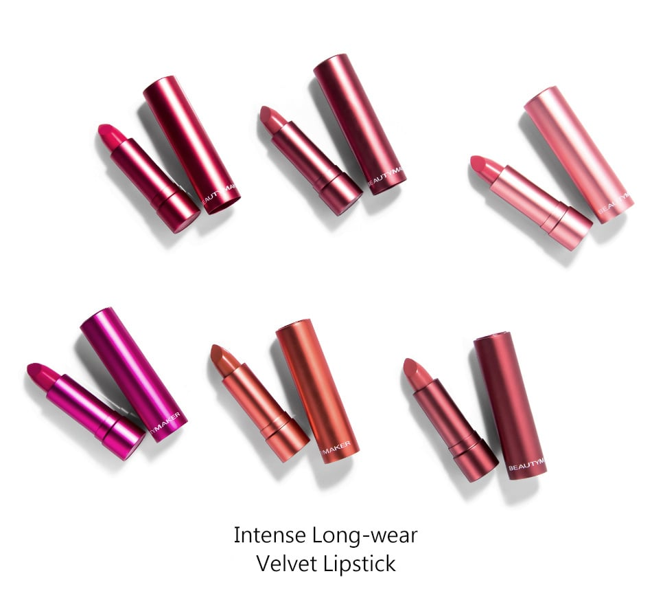 Long-Wear Velvet Lipstick - Product