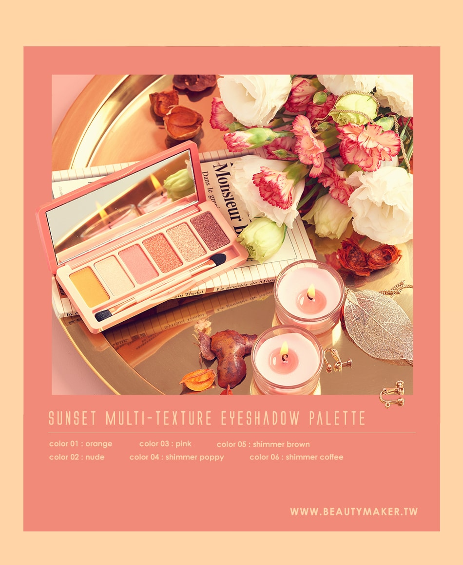 Color Blooming Contour Blush + Eyeshadow - Eyeshadow colors