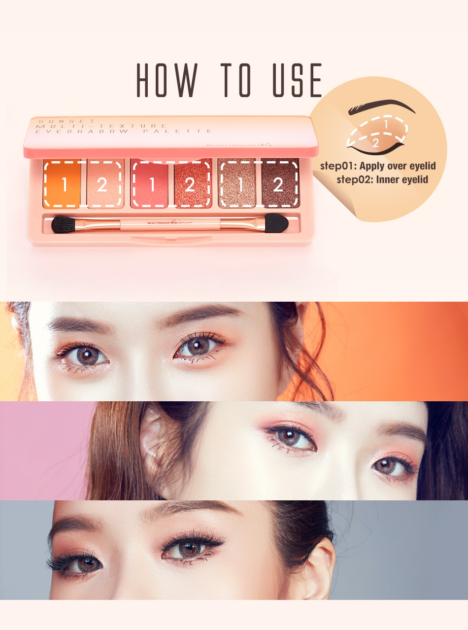 Color Blooming Contour Blush + Eyeshadow - how to use 2