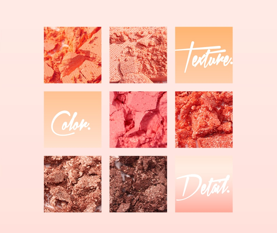 Color Blooming Contour Blush + Eyeshadow - color