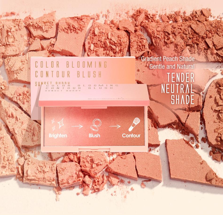 Color Blooming Contour Blush - Product Details
