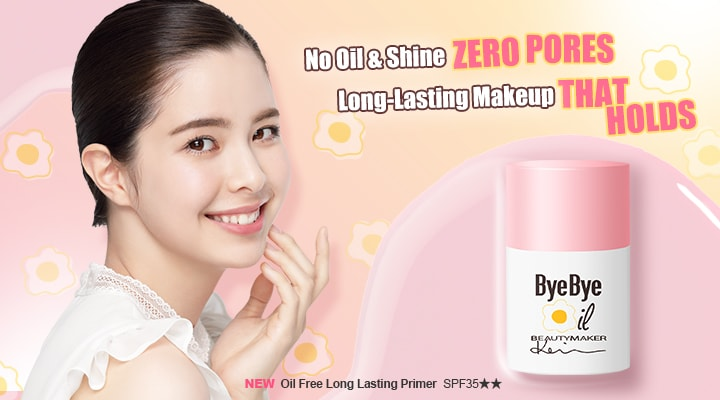 Bye Bye Oil Bundle - Oil free primer