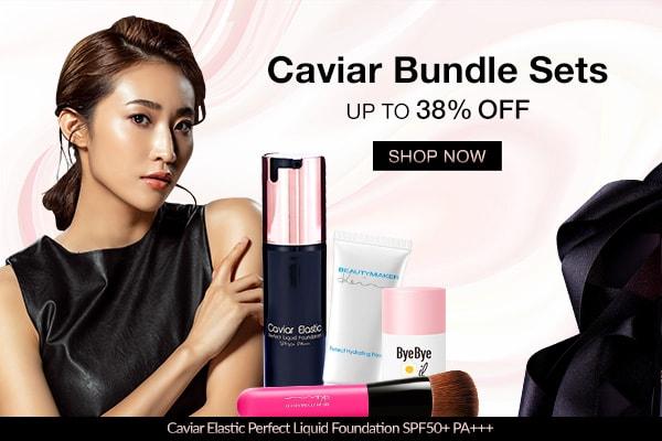 Caviar Liquid Foundation Sets-min
