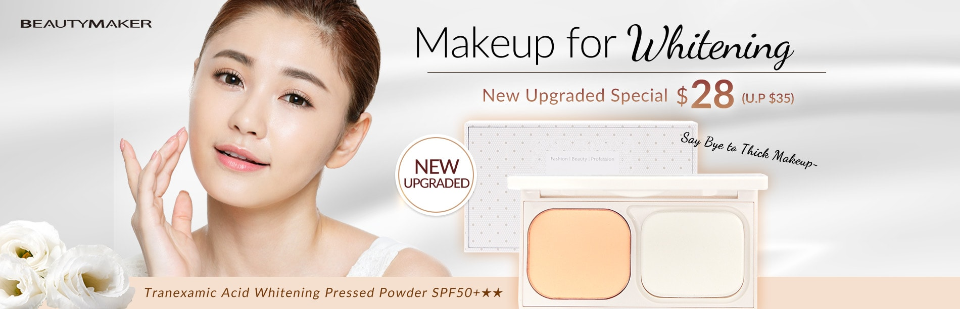 Home - BeautyMaker Official Singapore   Specially Designed For Asian