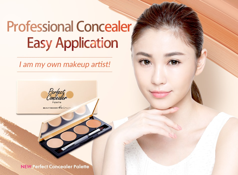 Perfect Concealer Palette - Intro